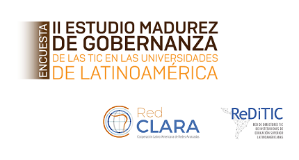 Deadline for participating in the study of ICT governance in Latin American universities is extended