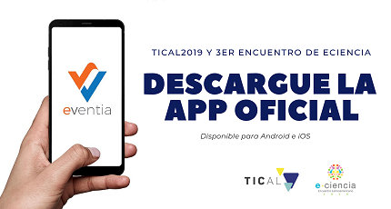 App oficial de TICAL2019 ya está disponible para descarga
